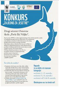 plakat za konkurs za Dan Dunava 203x300 - WWF obeležio Svetski dan migratornih vrsta riba u Prahovu