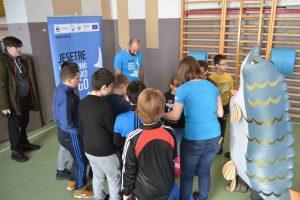 DSC 0352 300x200 - Dodeljene nagrade učenicima iz Prahova i Radujevca za konkurs na temu očuvanja jesetri