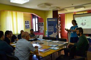 "Presenting A1 study in Negotin May 21 300x200 - Osnovan ""Jesetra centar"" u Negotinu"