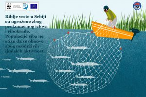 Vizual 1 WWF i URS 300x200 - The Serbian Fish Stock under heavy pressure from illegal fishing
