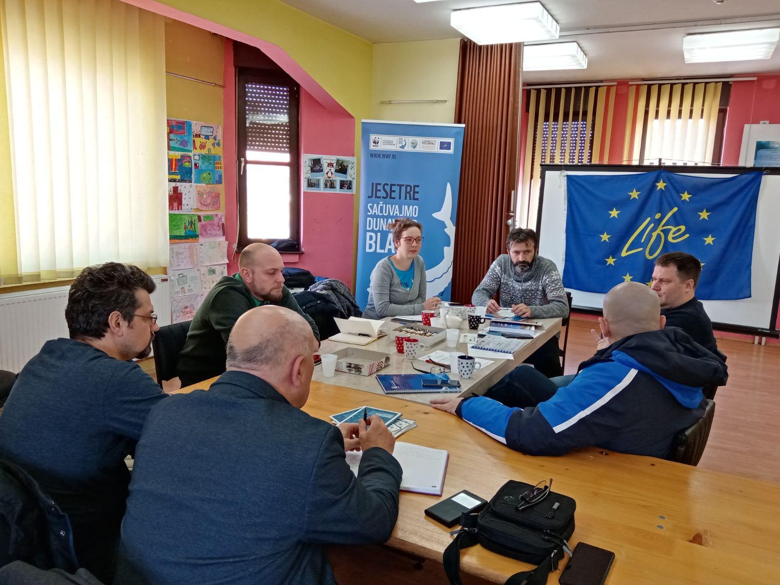 Održani sastanci sa lokalnim partnerima u Negotinu