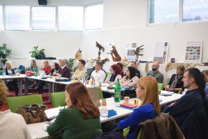 DSC 0043 300x200 - Održana obuka za otkrivanje, procesuiranje i sankcionisanje prestupa vezanih za divlje vrste